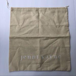 Jenni Kayne small dust bag 14x15 in